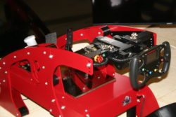 Pro-Sim Steering Force feedback System and Wheel