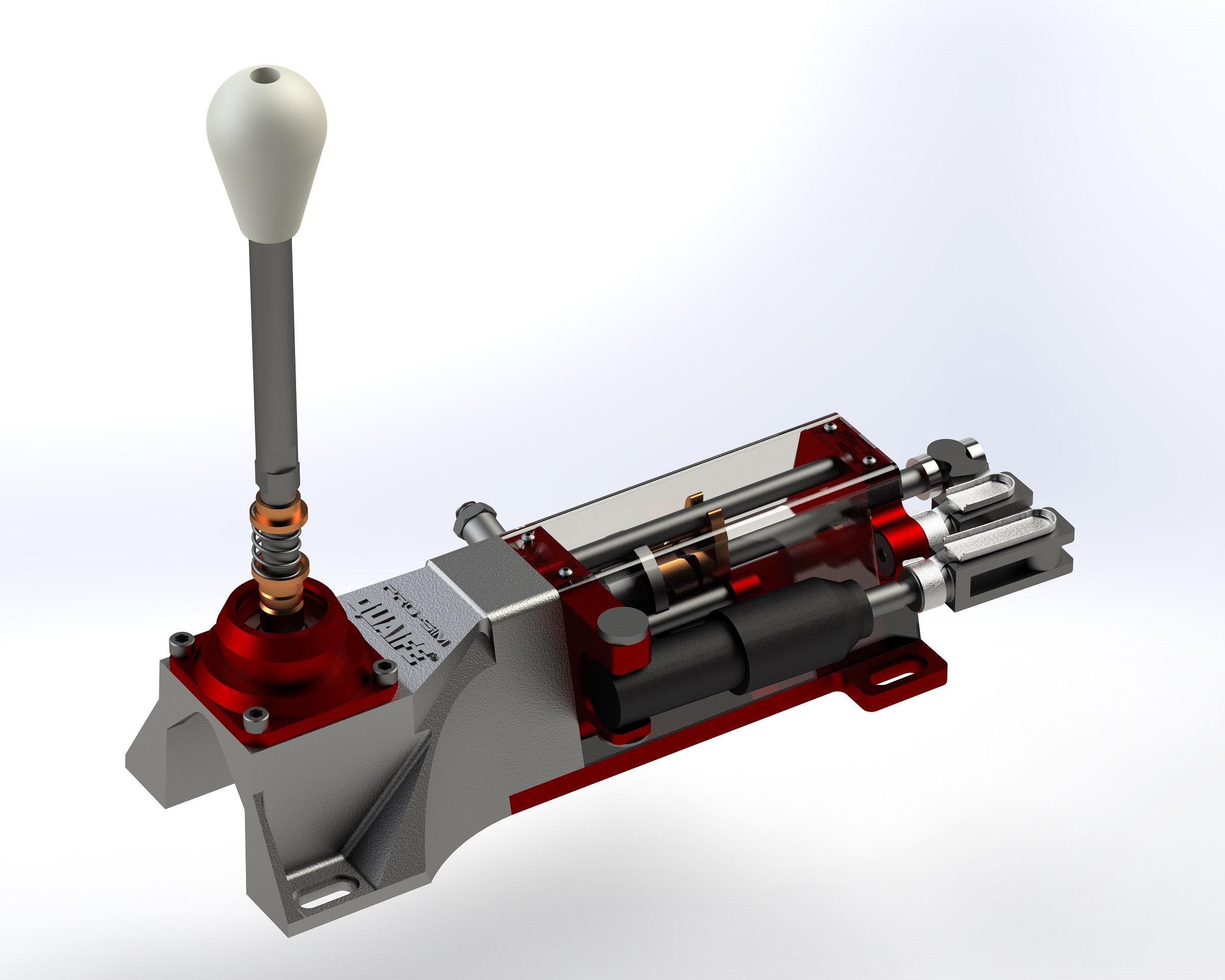 Sim Racing: Sim Racing Gear Shifter