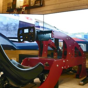 Driver training Simulators