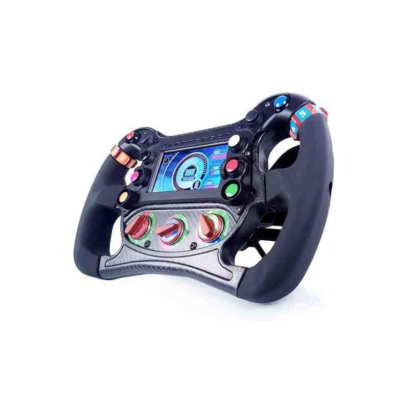 2018 Formula 2 and Formula E Simulator Steering Wheel